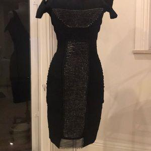 Exclusive Bergdorf Goodman Dress by Herve Leger